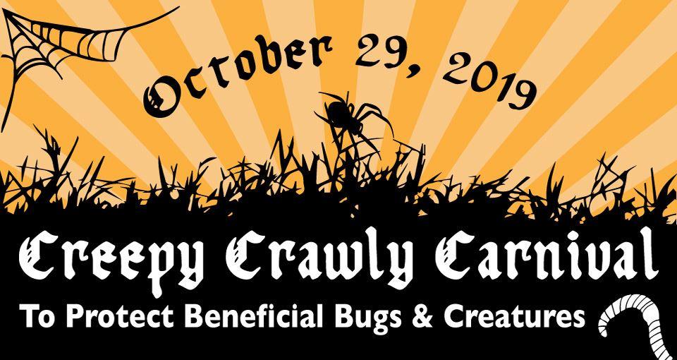 Creepy Crawly Carnival 10-29-19
